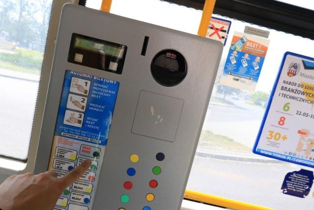 Od jesieni w Toruniu szykują się zmiany w sprzedaży biletów. Czy w końcu będzie można płacić kartą?