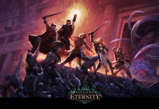Pillars of EternityGra Pillars of Eternity będzie dostępna także w polskiej, kinowej wersji językowej
