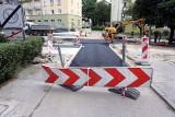 Lublin: Walizka w ręku, kot pod pachą, a droga… zamknięta. Czytelniczka skarży się na uciążliwą przebudowę
