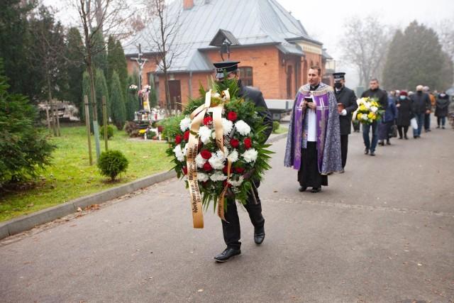 W Krakowie znacząco wzrosła liczba pogrzebów.