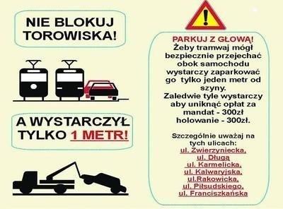 Kierowcom będą rozdawane ulotki
