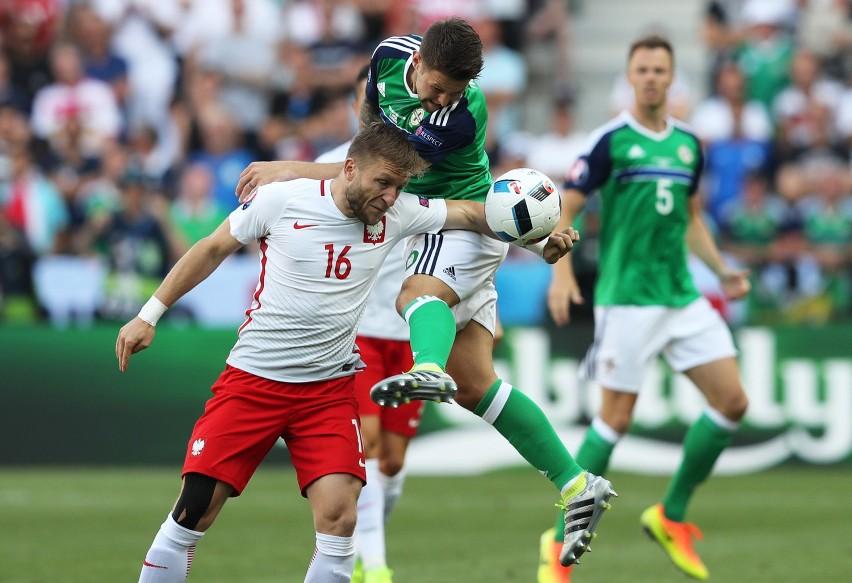 Polska gra dziś z Irlandią Północną