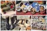 Giełda staroci w Białymstoku - 25.04.2021. Dla jednych to śmieci, dla drugich skarby. Zobacz, co można było kupić (zdjęcia)