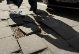 Poznań. Chodniki mają być bezpieczniejsze