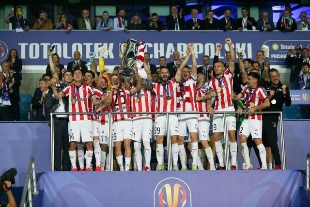 Cracovia jest obrońcą trofeum z 2020 roku