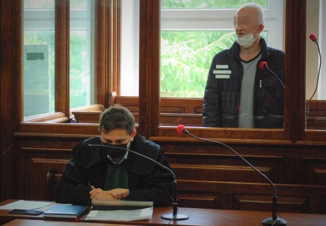 Leszek K. został skazany nieprawomocnym wyrokiem Sądu Okręgowego w Koszalinie na karę 6 lat pozbawienia wolności.