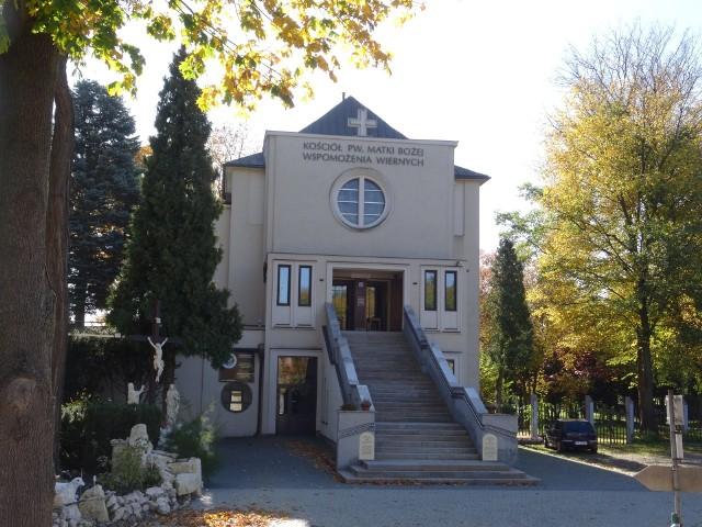 Kościół Rektoralny Salezjanów pod wezwaniem Matki Bożej Wspomożenia Wiernych na krakowskich Dębnikach