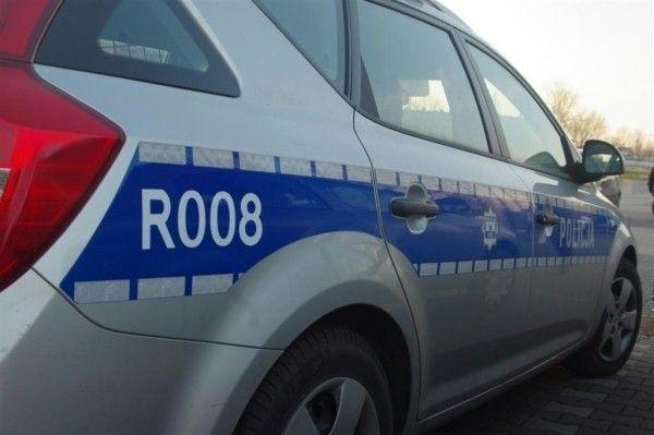 Wypadek na pl. Rodła w Szczecinie