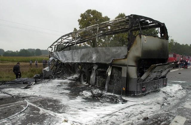 Proces nie dał odpowiedzi, czy przyczyną katastrofy, w  której zginęło 13 osób, był atak padaczki kierowcy, czy brawura.