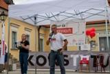 Tour de Konstytucja PL zawitał do Białegostoku. W stolicy Podlasia pojawili się m. in. Zbigniew Hołdys i Andrzej Rzepliński