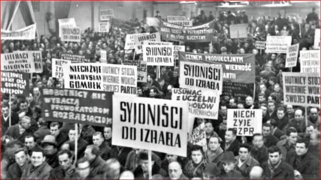 Na manifestacjach można było przeczytać takie hasła