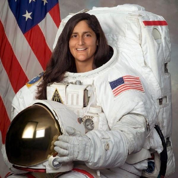 Sunita Williams amerykańska astronautka, rekordzistka kosmosu