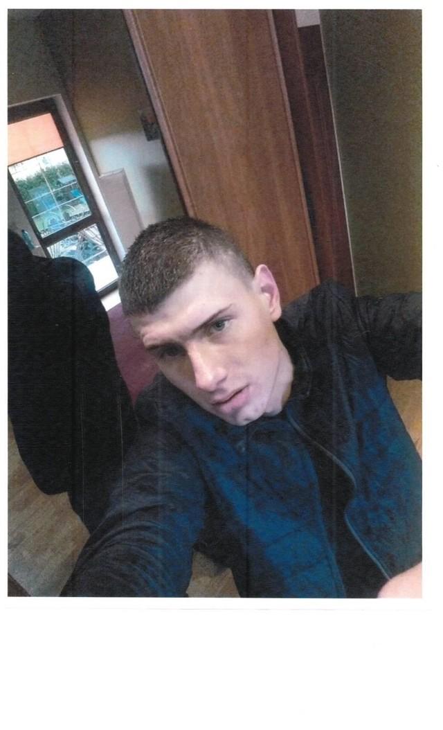 Zaginiony Michał Zonek ostatnio widziany był 2 listopada.