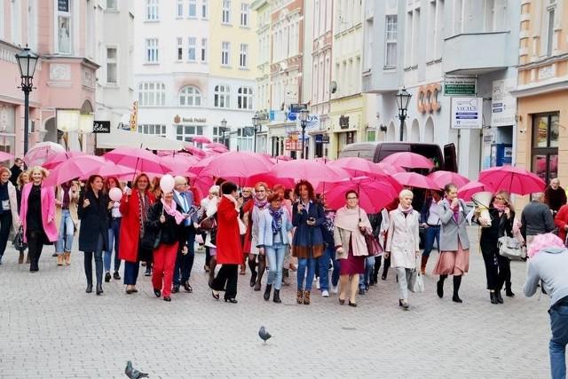 Lubuski Kongres Kobiet rozpocznie Różowy Marsz, który przejdzie od ratusza do Urzędu Marszałkowskiego już 5 października br.