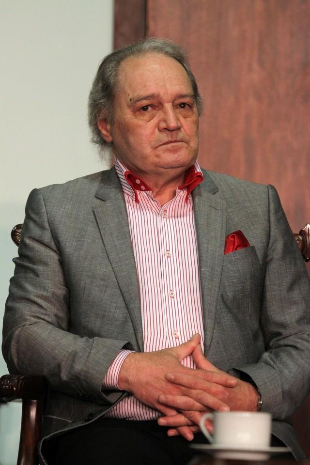 Tadeusz Kowalski jest dyrygentem Teatru Wielkiego w Łodzi