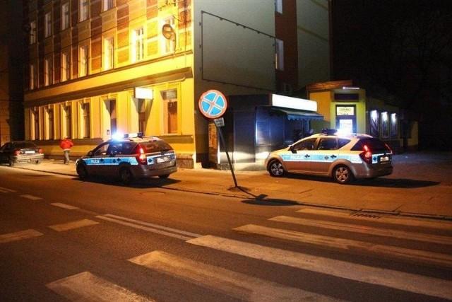 Renault 19 potrąciło dwóch chłopców.