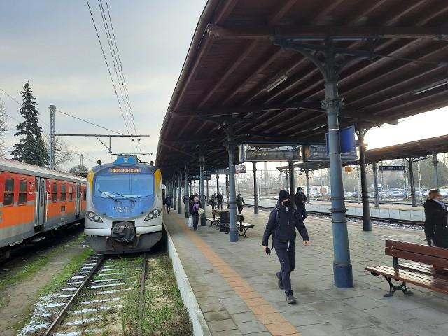 Zobacz, jak od 13 grudnia 2020 roku pojadą pociągi na Opolszczyźnie.