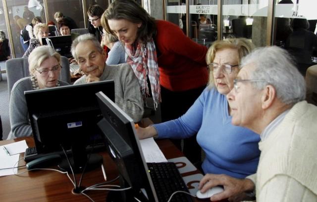 """""""Bezpłatne kursy komputerowe dla seniorów"""" - to jeden z projektów, który ma szansę na realizację w przyszłym roku"""