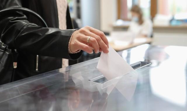 Wybory w gminie Dopiewo.