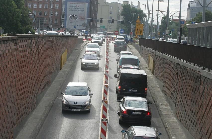 Mój Reporter: Czy we Wrocławiu powstaną nowe podziemne tunele dla aut?