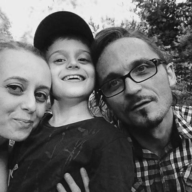 Rodzina Krzemińskich. Pani Kasia zmarła w piątek 19 lutego