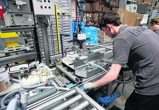 W Kraju Libereckim poszukiwani są głównie pracownicy na linię produkcyjną