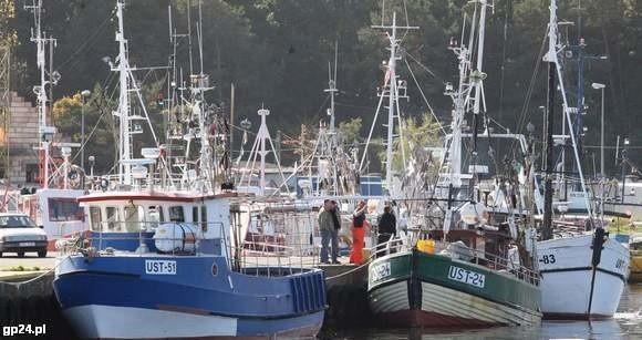 Mniej rybaków przychodzi po odszkodowania