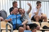 Kibice na meczu Avia Świdnik - Texom Sokół Sieniawa. Zobacz zdjęcia