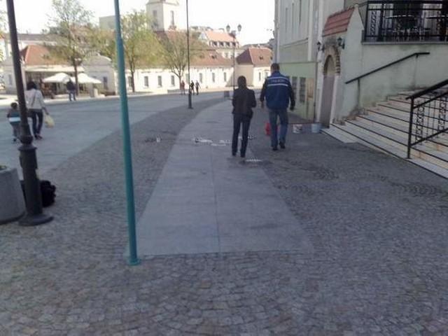 Krwawa bójka rozegrała się w tym miejscu, przy ulicy Suraskiej.
