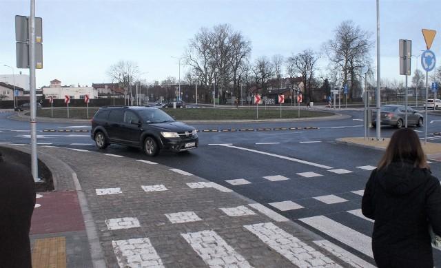 Nowe rondo turbinowe w Inowrocławiu obsadzone zostanie zielenią zgodnie z projektem przygotowanym na zlecenie miasta