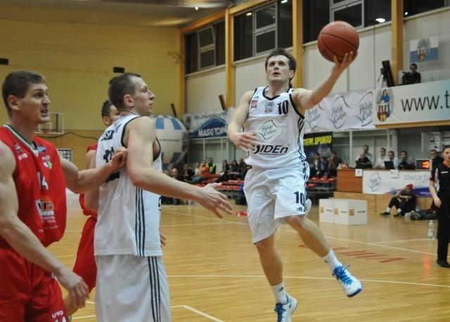 Łukasz Żytko musiał radzić sobie bez zmiennika na pozycji numer 1.