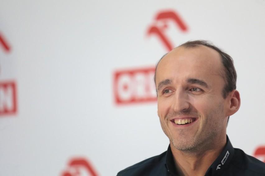 PKN ORLEN tytularnym sponsorem zespołu Alfa Romeo. Robert...