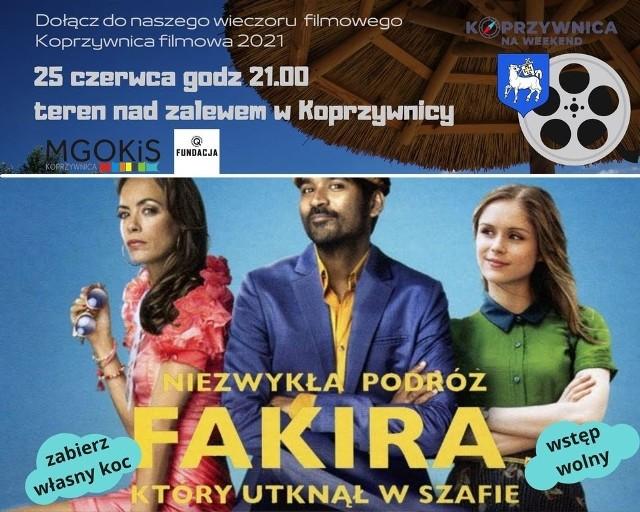 Indyjski Tydzień w Koprzywnicy. Będzie ciekawa wystawa i bezpłatne plenerowe kino nad zalewem.
