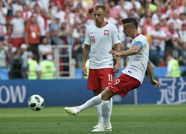 Mecz Polska - Kolumbia na mundialu w niedzielę o godz. 20