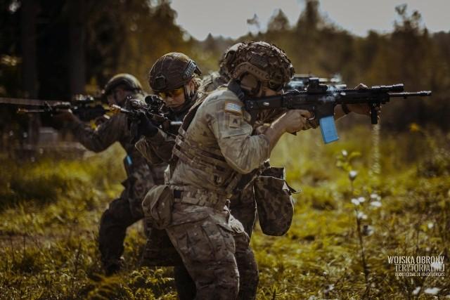 Ćwiczenia Wojsk Obrony Terytorialnej