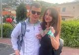 Wojciech Makowski z Kielc wicemistrzem Europy w pływaniu. Po medal sięgnął w Portugalii. We wzruszającym wpisie podziękował żonie