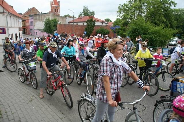 Szlak św. Jakuba biegnący przez województwo kujawsko-pomorskie jest atrakcyjny i popularny. W powiecie golubsko-dobrzyńskim wielokrotnie stanowił trasę rajdów rowerowych, pieszych, a nawet konnych (na zdjęciu rajd z 2017 roku)