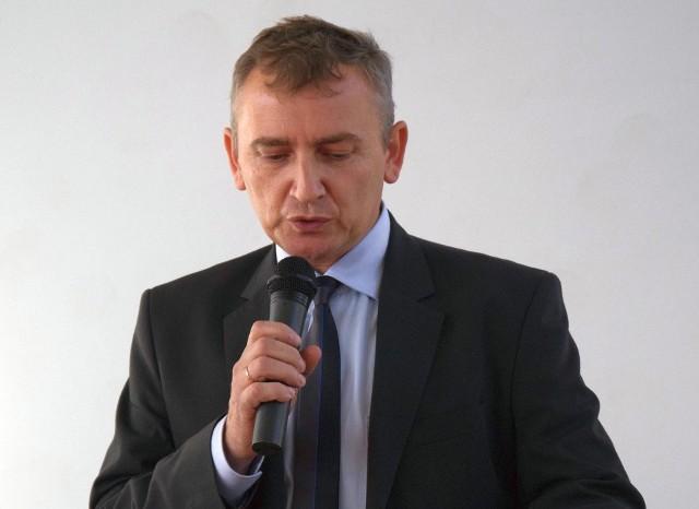 Dariusz Tomczyk, sekretarz gminy Orońsko.