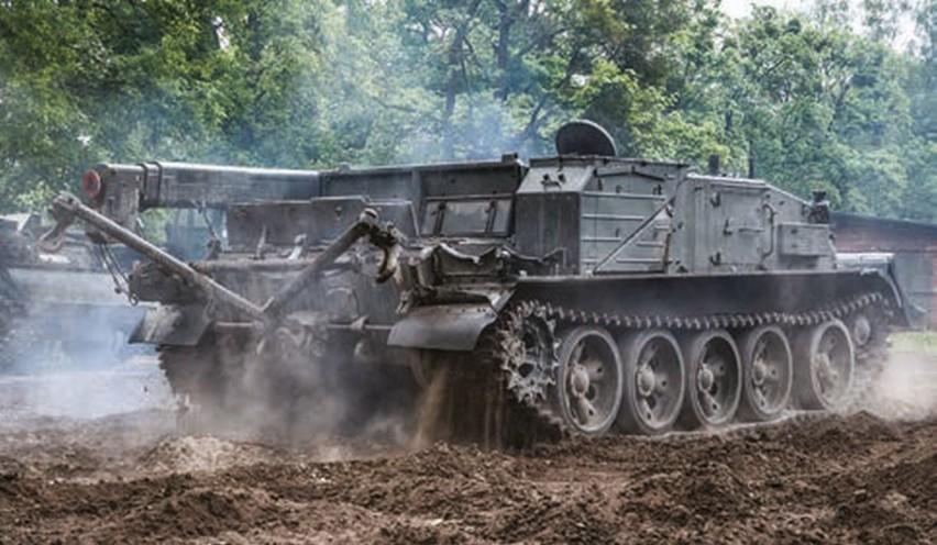 Wóz zabezpieczenia technicznego WZT-2