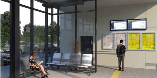 Wasilków. Nowy dworzec kolejowy ma być otwarty w drugiej połowie 2021 roku. Ale znajduje się w znacznej odległości od zabudowy. Lokalizacja ta utrudnia mieszkańcom korzystanie ze środków komunikacji zbiorowej. Dlatego walczą razem z władzami gminy o dodatkowe przystanki na trasie Białystok-Sokółka