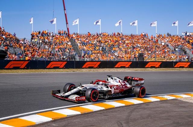 Alfa Romeo czeka na testy Kimiego Raikkonena, a Robert Kubica razem z nimi. Grand Prix Włoch już w ten weekend