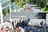 Tatry. Wrzesień na bogato. W górach mnóstwo turystów [ZDJĘCIA]