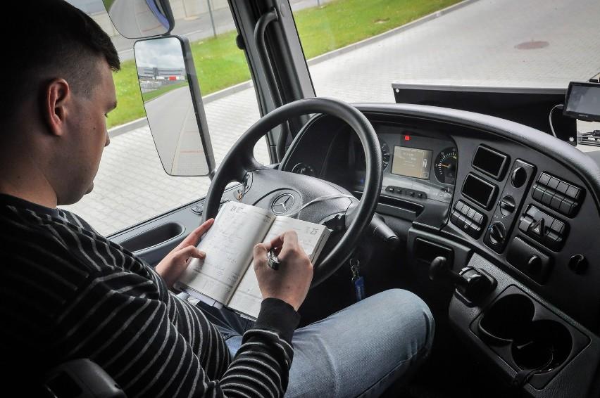 W ciężarówce jak w domu [zdjęcia]