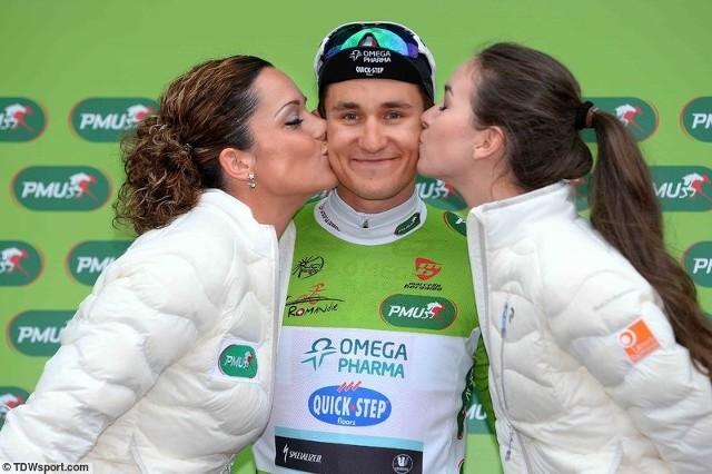 Michała Kwiatkowskiego czekają jeszcze cztery etapy w Szwajcarii.