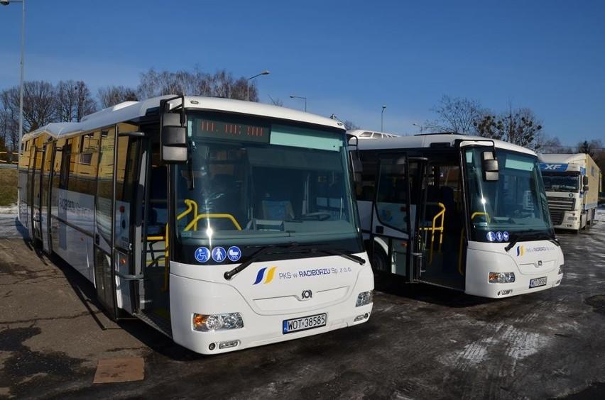 Zmiany w komunikacji autobusowej PKS w powiecie wodzisławskim