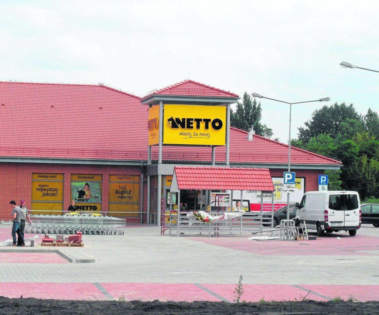 95704b9699946 Dzisiaj wielkie otwarcie sklepu Netto w Sosnowcu-Milowicach ...