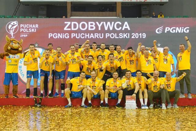 O kolejny Puchar Polski Łomża Vive Kielce zagra 30 maja w Kaliszu.