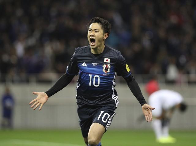 Shinji Kagawa strzelił w eliminacjach mistrzostw świata sześć goli.