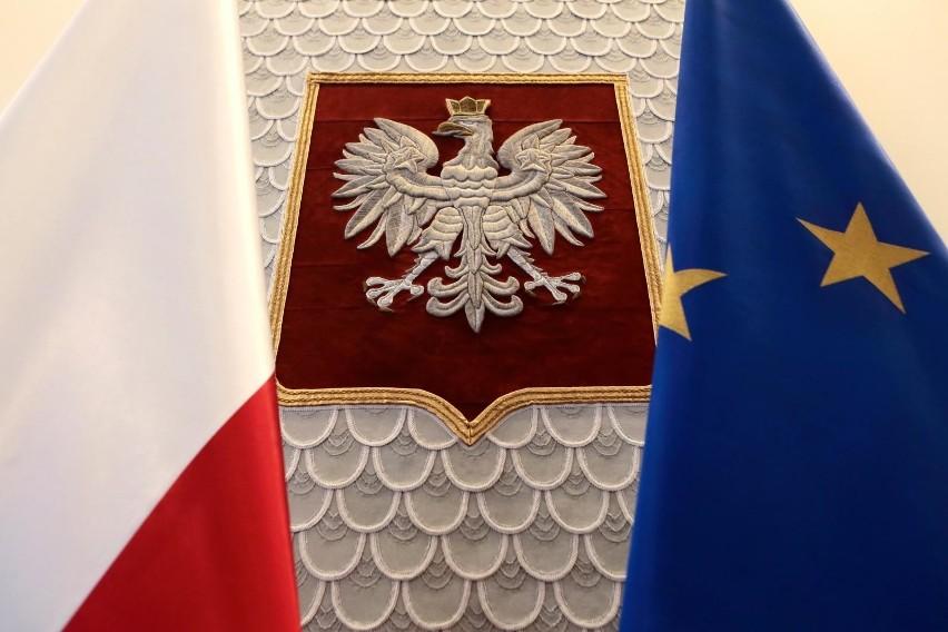 PE przyjął rezolucję dot. praworządności w Polsce