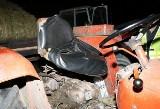 Śmiertelny wypadek traktorzysty: 54-latek wpadł pod własny ciągnik. Nie przeżył. (zdjęcia)